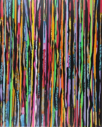 "J. Mikal Davis a.k.a. Hellbent, '""Demo 123""', 2016"