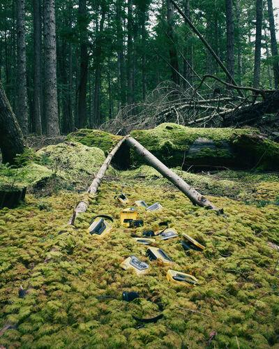 David Ellingsen, 'Obsolete Delete, Sony Walkman Cassette', 2012