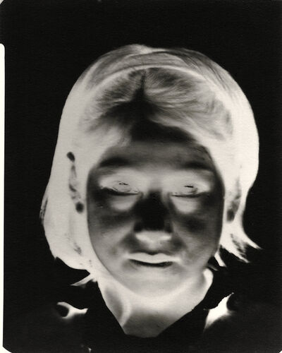 Milagros de la Torre, 'Under the black sun (Girl #3)', 1991-1993