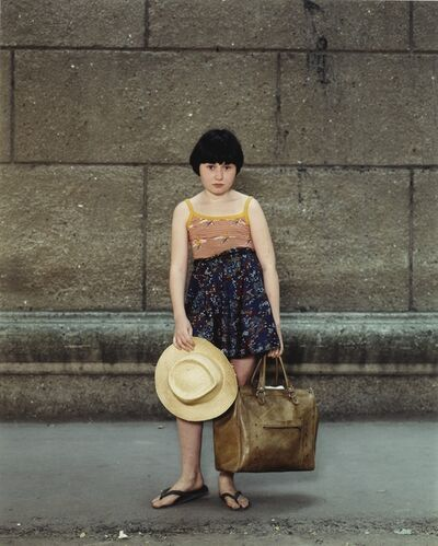 Rineke Dijkstra, 'Odessa, Ukraine, August 10, 1993'