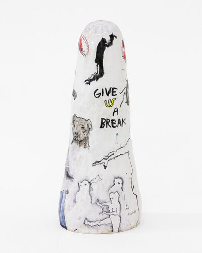 María Paz, 'Give Us A Break', 2018