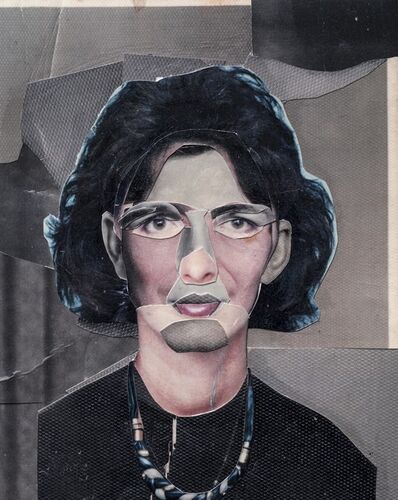 Glorija Lizde, 'Self-Portrait', 2018