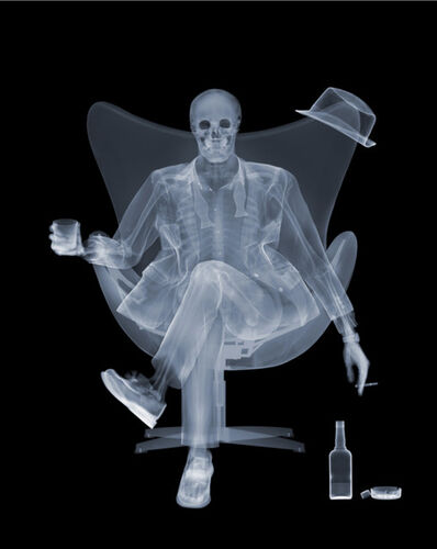Nick Veasey, 'Rat Pack', 2016