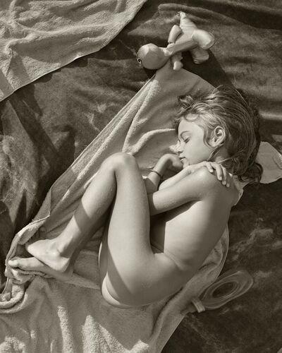 Jock Sturges, 'Fanny; Montalivet, France', 1990