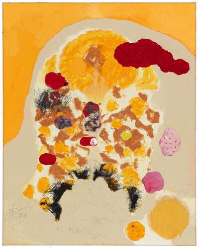 Paul Nudd, 'Son of Orange Mustache', 2014