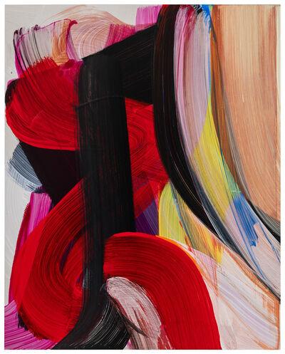 Liliane Tomasko, 'Reptilian Weave 09/23/2020', 2020