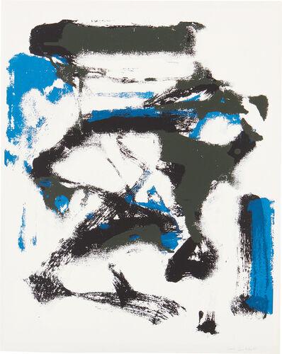 Joan Mitchell, 'Untitled (Blue Sky)', 1959