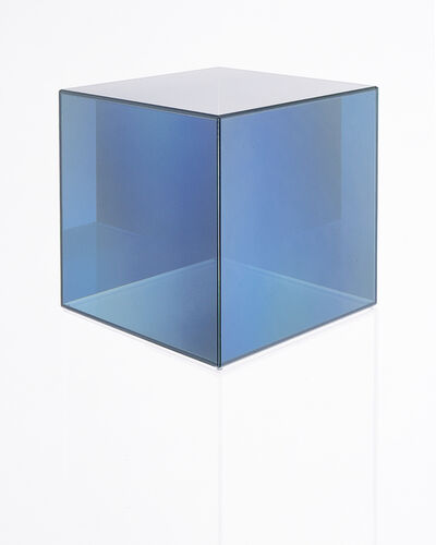 Larry Bell, 'Cube 16', 2008
