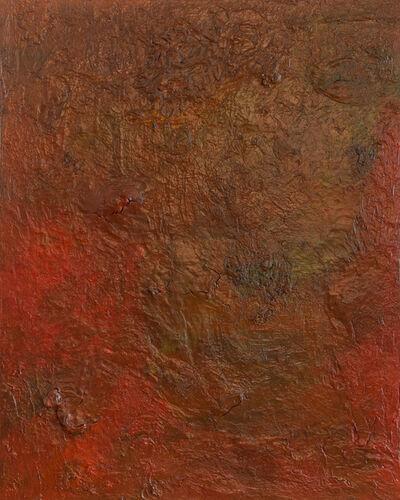 Luis-Fernando Suárez, 'Olympus Mons, Mars', 2016