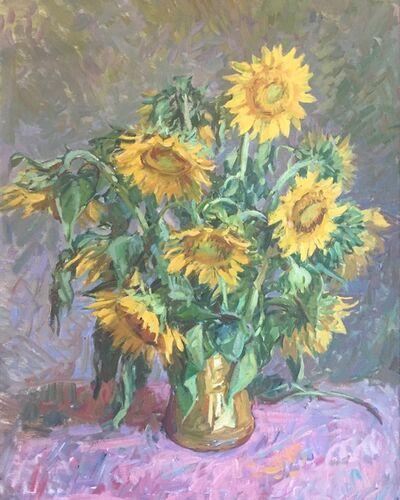 Ben Fenske, 'Sunflowers', 2019