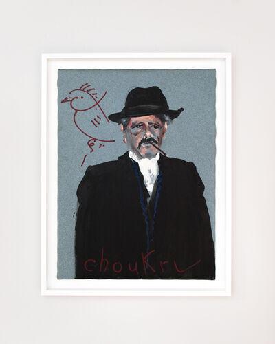 Aldo Mondino, 'Choukri', 1996