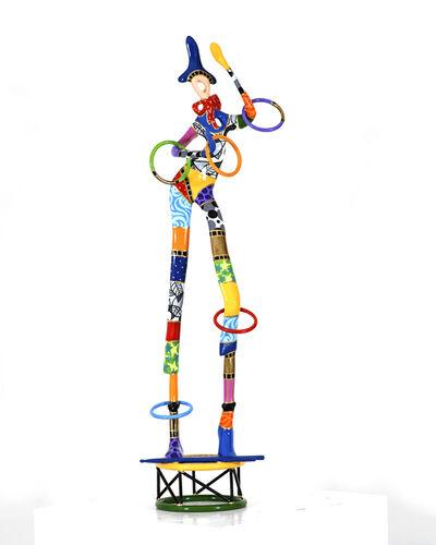 Dorit Levinstein, 'Juggler ', 2017