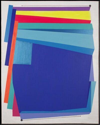 Luis Cruz Azaceta, 'A question of color 99', 2016