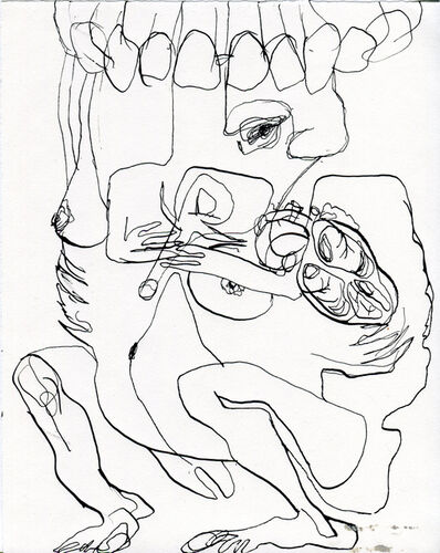 Marina Roca Die, 'Totem IX', 2014