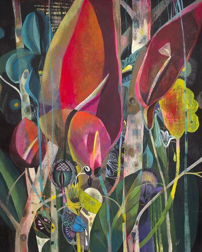 Olaf Hajek, 'Lost Paradise'