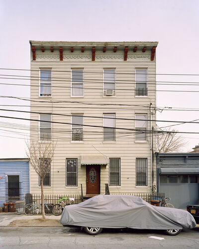 Jade Doskow, 'Prism House, Red Hook', 2017