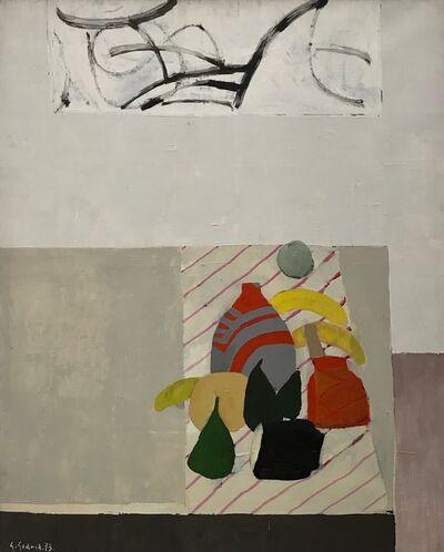 Gabriel Godard, 'Nature morte à l'esquisse', 1973