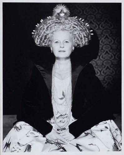 Gian Paolo Barbieri, 'Dame Vivienne Westwood as Elizabeth I', 1997