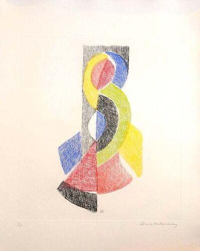 Sonia Delaunay, 'Untitled', 1966