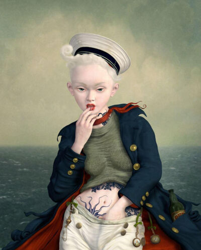 Ray Caesar, 'Tainted by the Sea', 2016