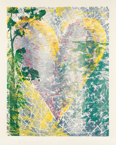 Jim Dine, 'To the Lake', 1998