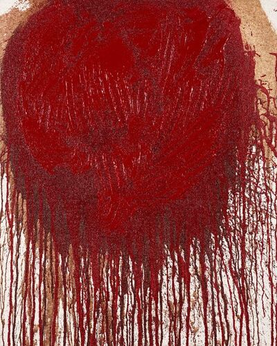 Hermann Nitsch, 'K-05', 2015
