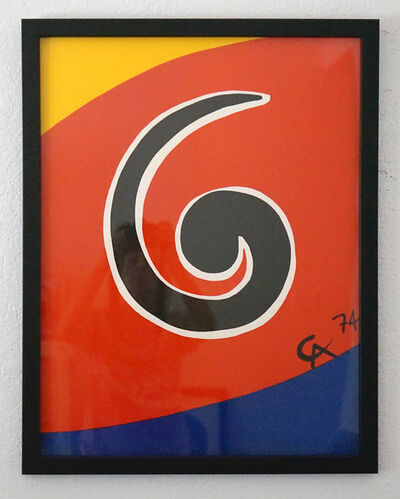 Alexander Calder, 'Sky Swirl  ', 1974