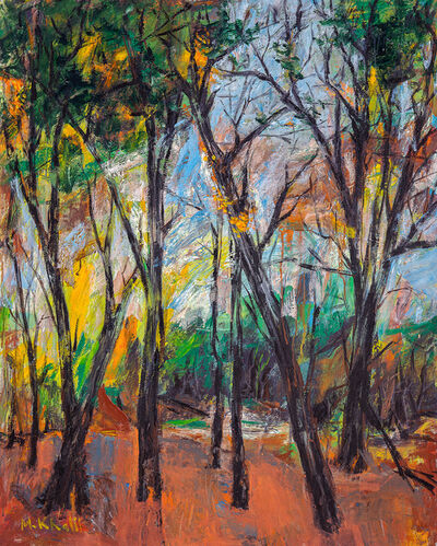 Mohamed Saleh Khalil, 'Forest #2', 2016