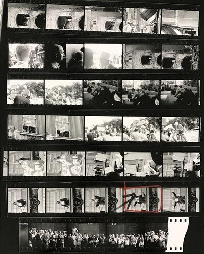 Robert Frank, 'Contact Sheet #3'