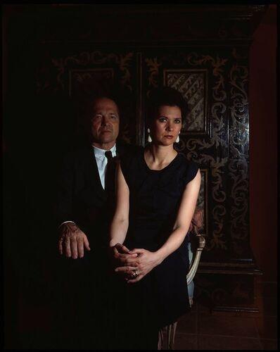 Clegg & Guttmann, 'A matromonial portrait with a Salzburgian renaissance cabinet', 2013