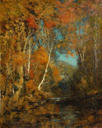 Franklin De Haven, 'Autumn Stream', ca. 1918