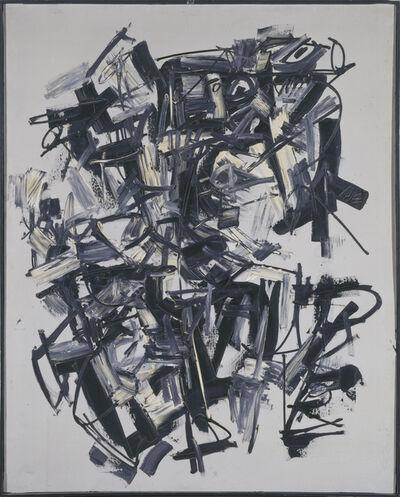 Antonio Saura, 'Lola', 1956
