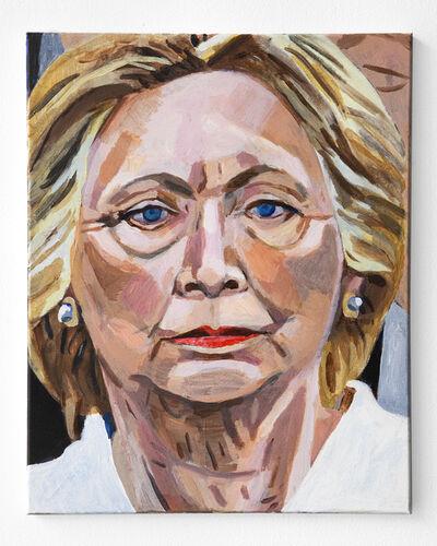 Woodrow White, 'Hillary Clinton', 2017