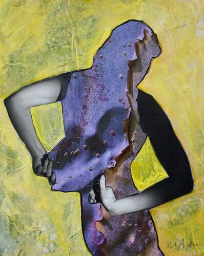 Natasha Zupan, 'Yellow Bark, #2259', 2018