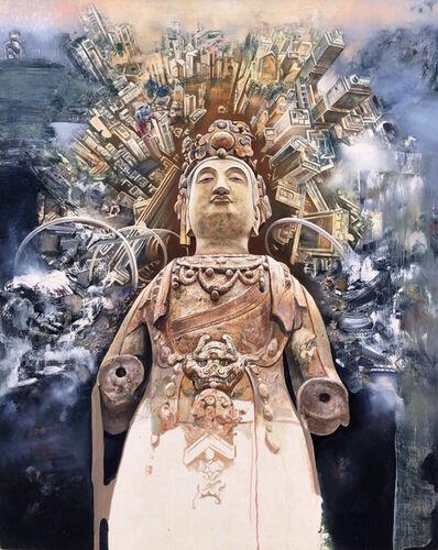 Zhong Biao 钟彪, 'Namaste', 2018
