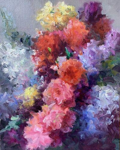 Pamela Pindell, 'Spring Floral I', 2020