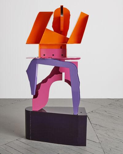 """Serban Ionescu, '""""Olia"""" sculpture', 2018"""