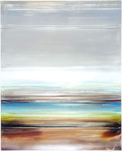 Micah Crandall-Bear, 'Ikat Landscape II', 2021