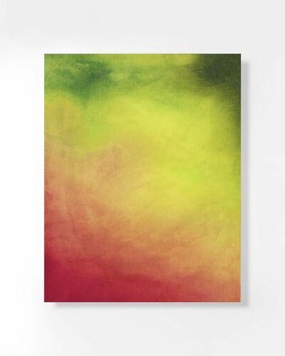 Zach Storm, 'Untitled (Rub Painting) ', 2020