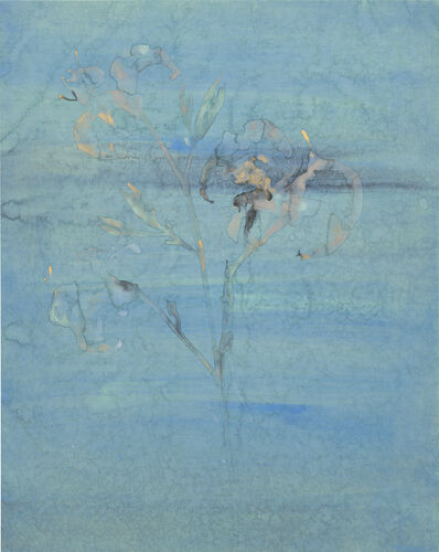 Makoto Fujimura, 'Consider the Lilies Belle Mead 看那百合花 ─  貝勒米德', 2016