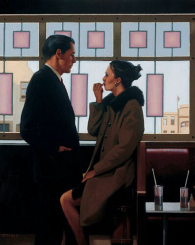 Jack Vettriano, 'Drifters (Signed Limited Edition Print)', 2004