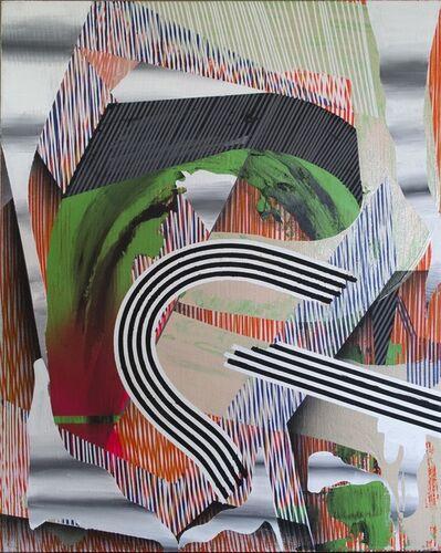 Nano Rubio, 'Painternaut', 2015