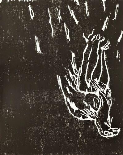Georg Baselitz, 'Adler (Eagle)', 1981