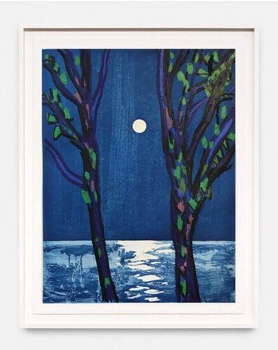 Erik Olson, 'Moon Rise', 2018