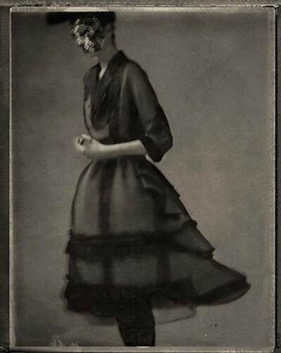 """Sarah Moon, 'Femme masque """"Comme des Garcons"""" I', 2006"""
