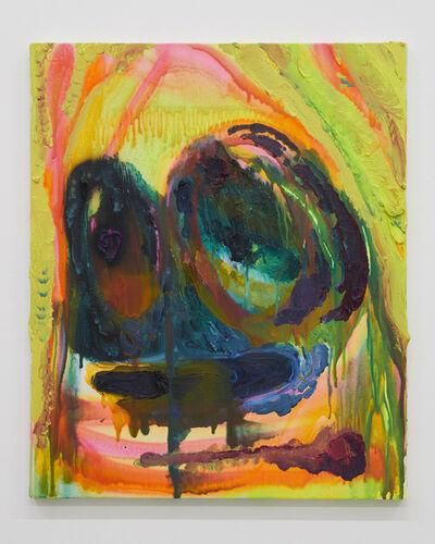 Satoshi Ohno, 'Self portrait, funny smile.', 2017