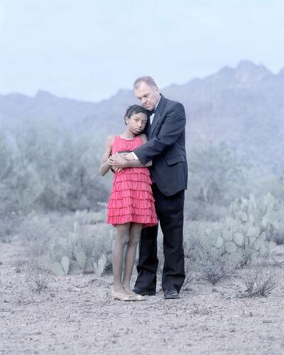 David Magnusson, 'Victoria Zebb, 12 years & Paul Zebb. Tucson, Arizona.'