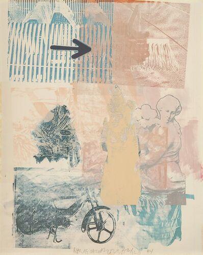 Robert Rauschenberg, 'Untitled', 1984