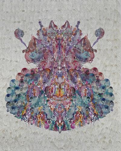 Wu Jian'an 邬建安, 'Faces-Beetle 蜣螂', 2014