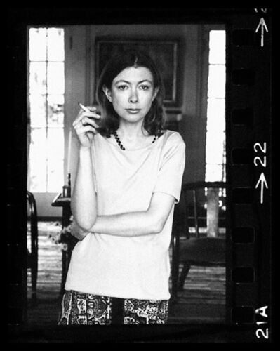 Julian Wasser, 'Joan Didion, Hollywood, 1968 (22-2)', 1968